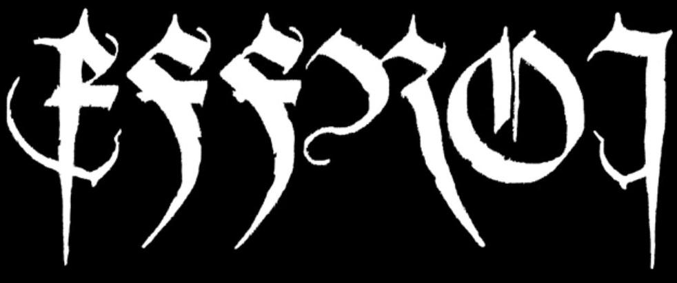 Effroi - Logo