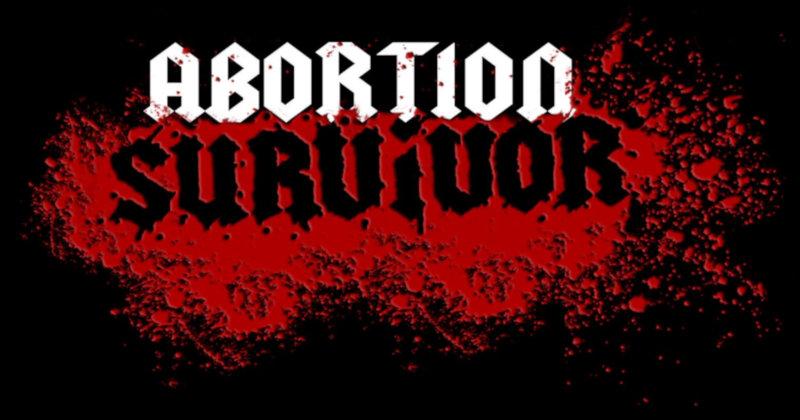 Abortion Survivor - Logo
