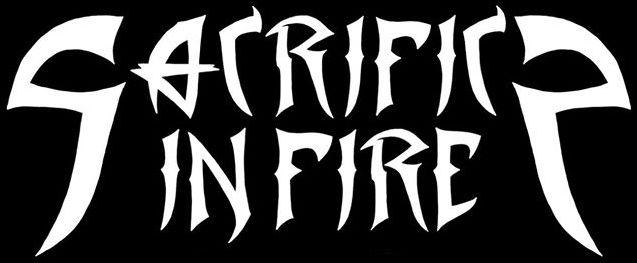 Sacrifice in Fire - Logo