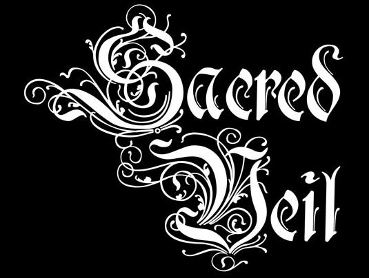 Sacred Veil - Logo