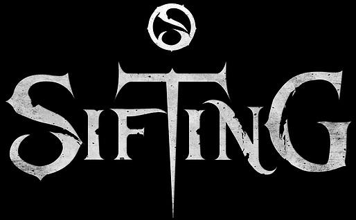 Sifting - Logo