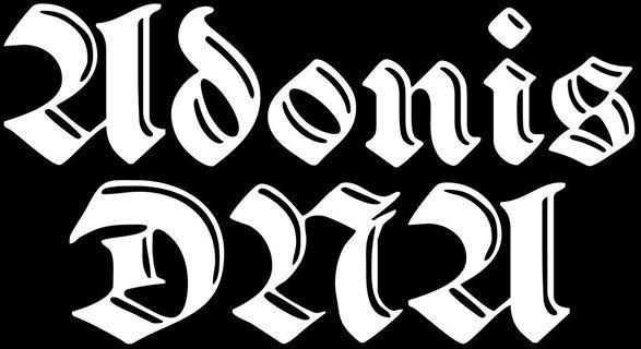 Adonis DNA - Logo