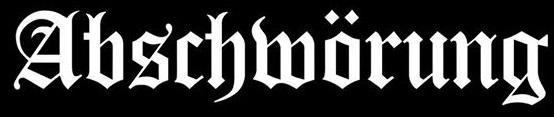 Abschwörung - Logo