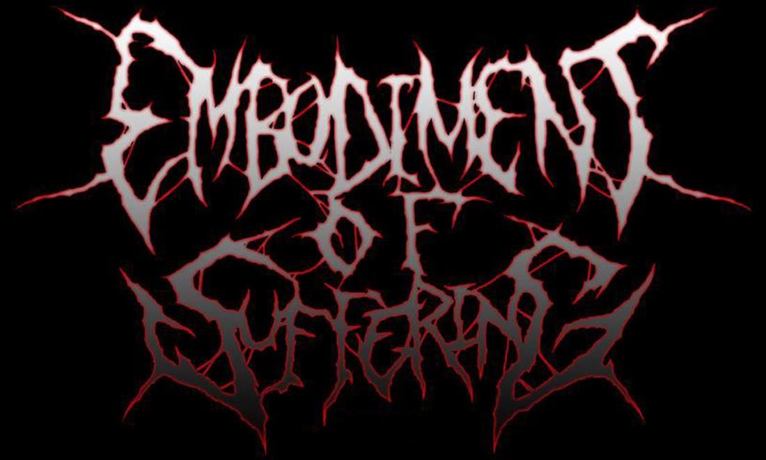 Embodiment of Suffering - Logo