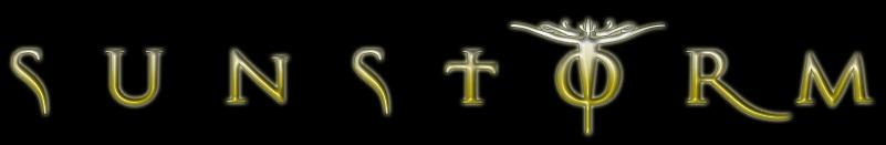 Sunstorm - Logo