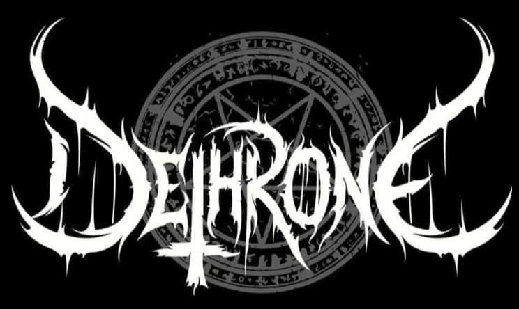 Dethrone - Logo