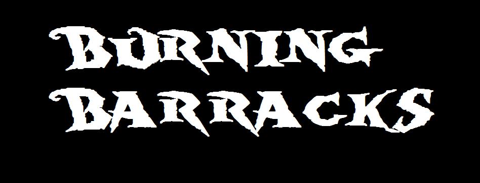 Burning Barracks - Logo