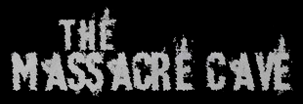 The Massacre Cave - Logo