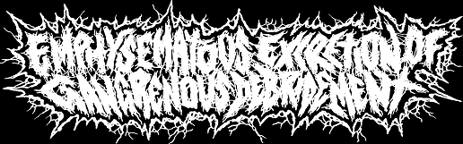 Emphysematous Excretion of Gangrenous Debridement - Logo