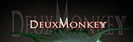 DeuxMonkey - Logo