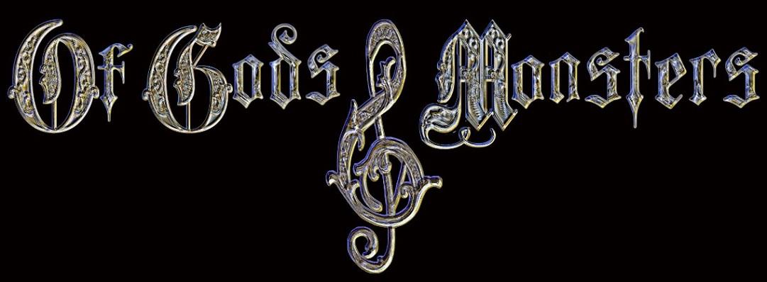 Of Gods & Monsters - Logo