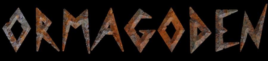 Ormagoden - Logo