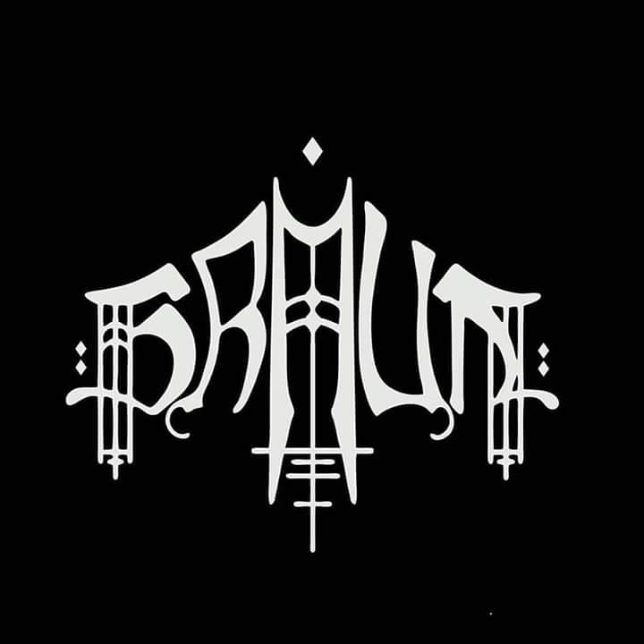 Hraun - Logo