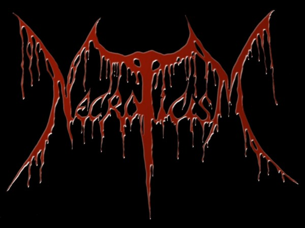 Necroticism - Logo