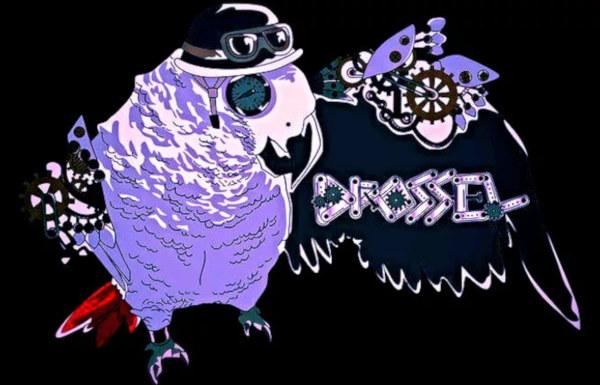 Drossel - Logo