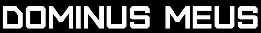 Dominus Meus - Logo