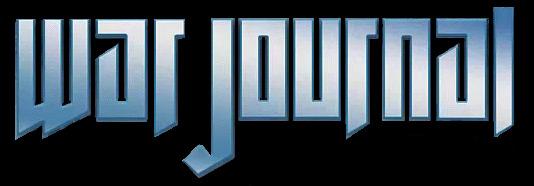 War Journal - Logo
