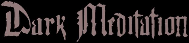 Dark Meditation - Logo