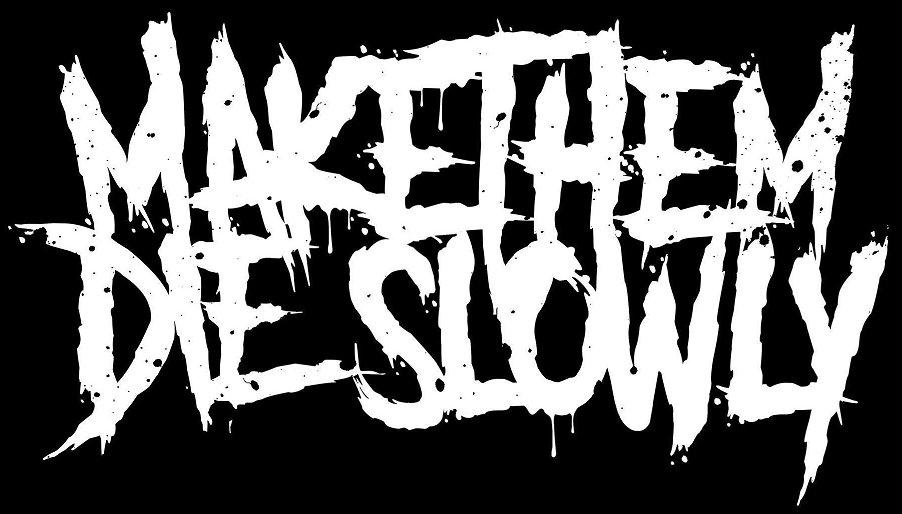 Make Them Die Slowly - Logo