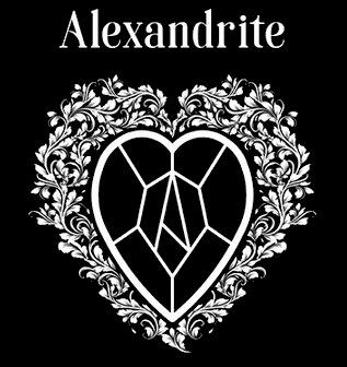 Alexandrite - Logo