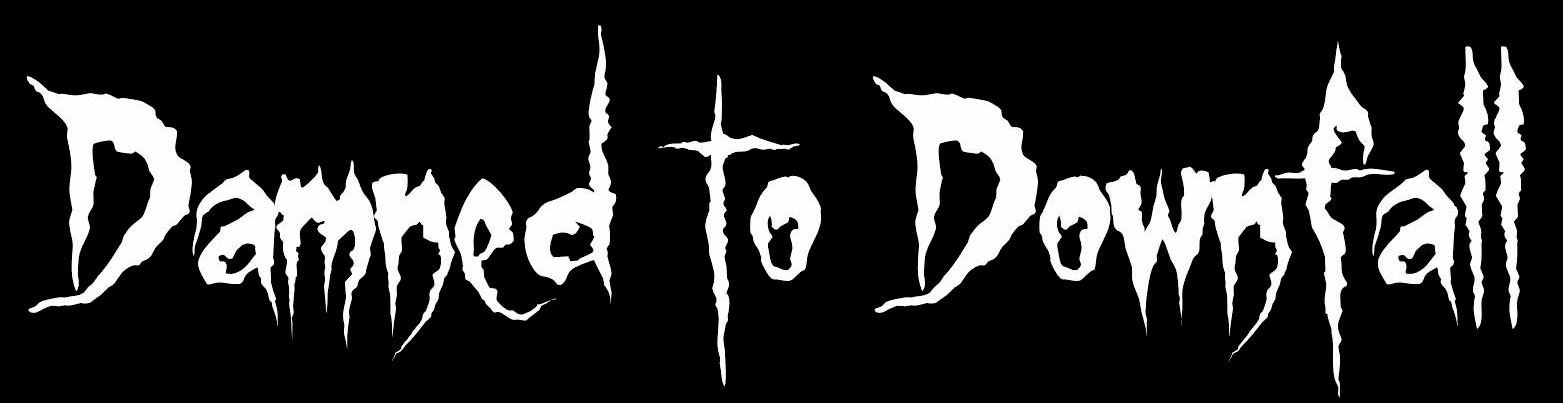 Damned to Downfall - Logo