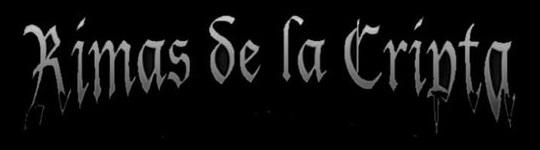 Rimas de la Cripta - Logo