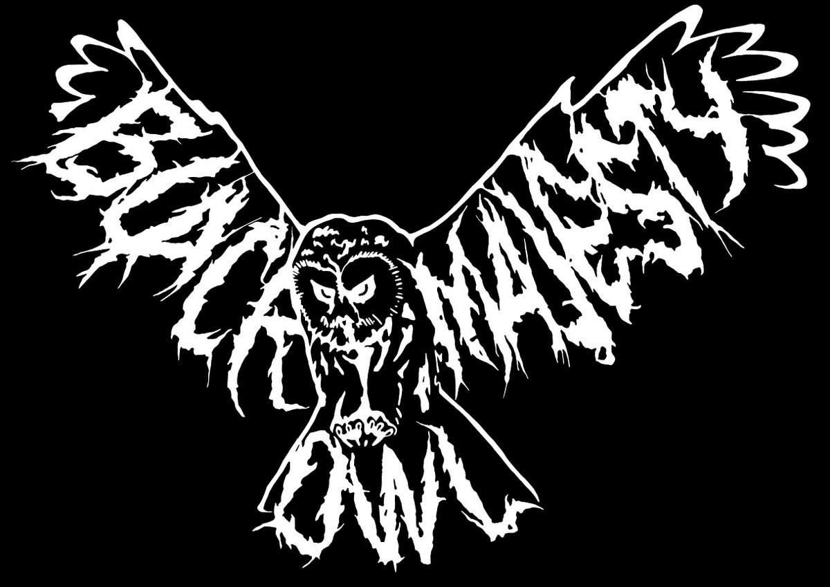 Black Owl Majesty - Logo
