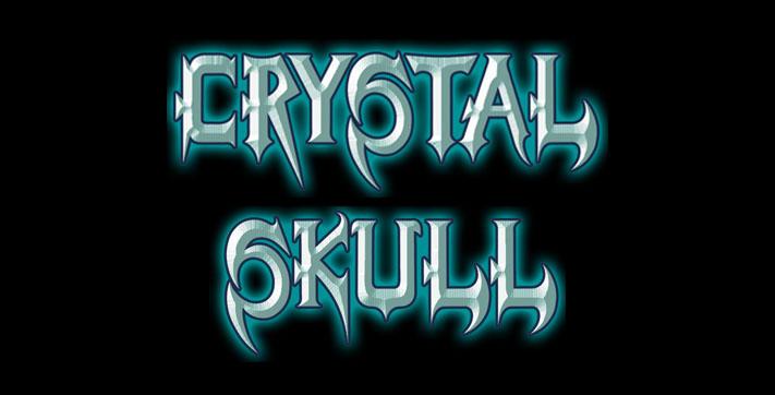 Crystal Skull - Logo