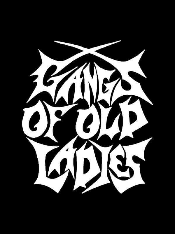 Gangs of Old Ladies - Logo