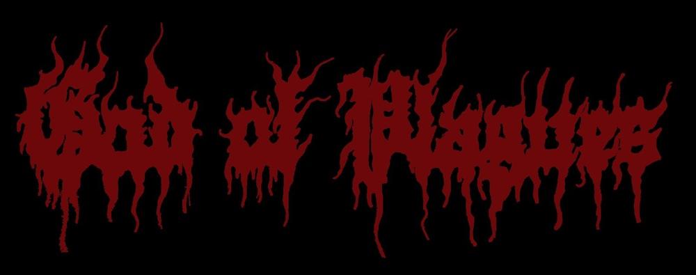 God of Plagues - Logo