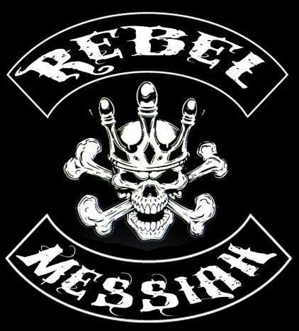 Rebel Messiah - Logo