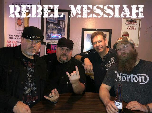 Rebel Messiah - Photo