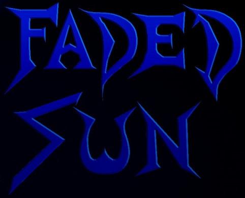 Faded Sun - Logo