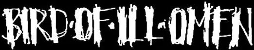 Bird of Ill Omen - Logo