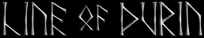 Line of Durin - Logo