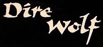 Dire Wolf - Logo