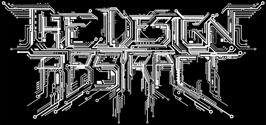 The Design Abstract - Logo