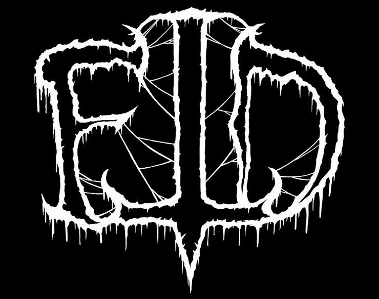 For the Damned - Logo