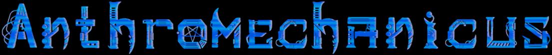 Anthromechanicus - Logo