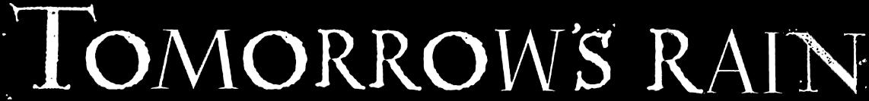 Tomorrow's Rain - Logo