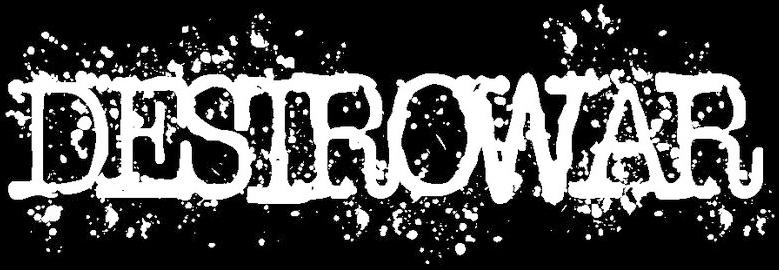 Destrowar - Logo