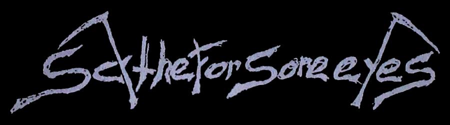 Scythe for Sore Eyes - Logo