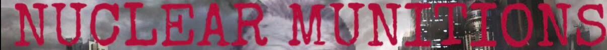 Nuclear Munitions - Logo