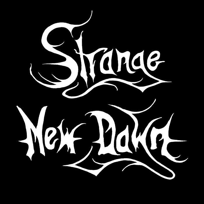 Strange New Dawn - Logo