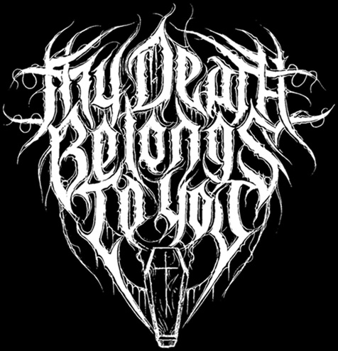 My Death Belongs to You - Logo