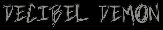 Decibel Demon - Logo
