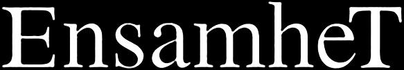 Ensamhet - Logo