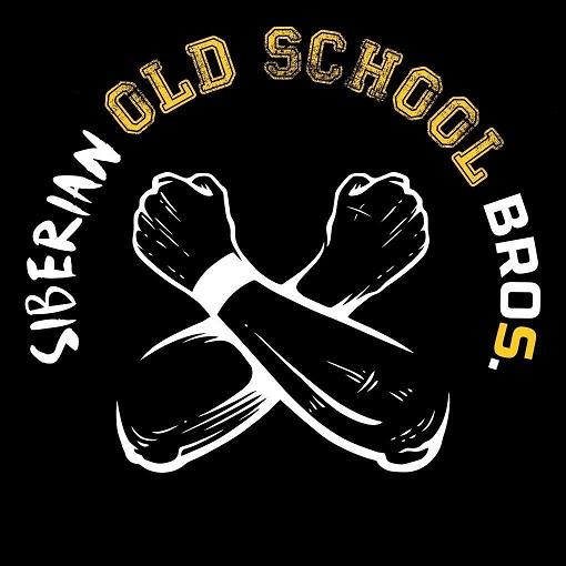 Siberian OldSchool Bros. - Logo