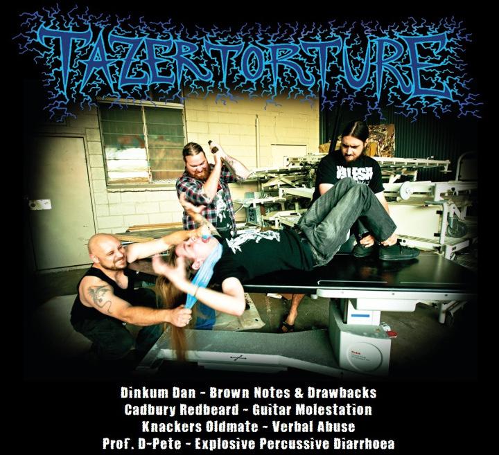 Tazer Torture - Photo