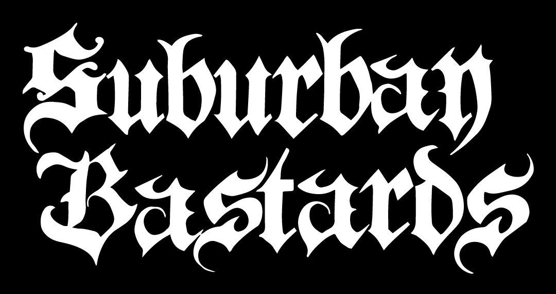 Suburban Bastards - Logo